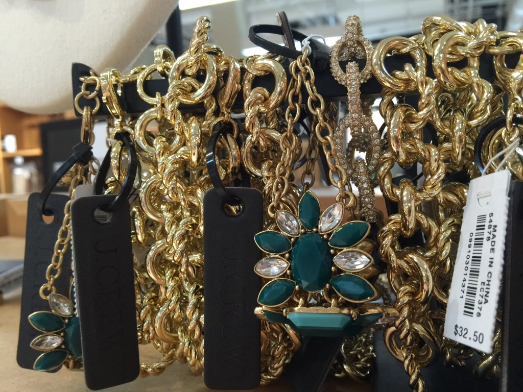 Jewelry at Ontario Mills