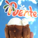 The Best Ice Cream in La Paz: La Fuente