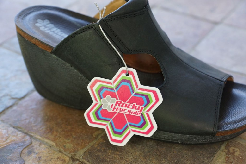Rocky Summer Shoes