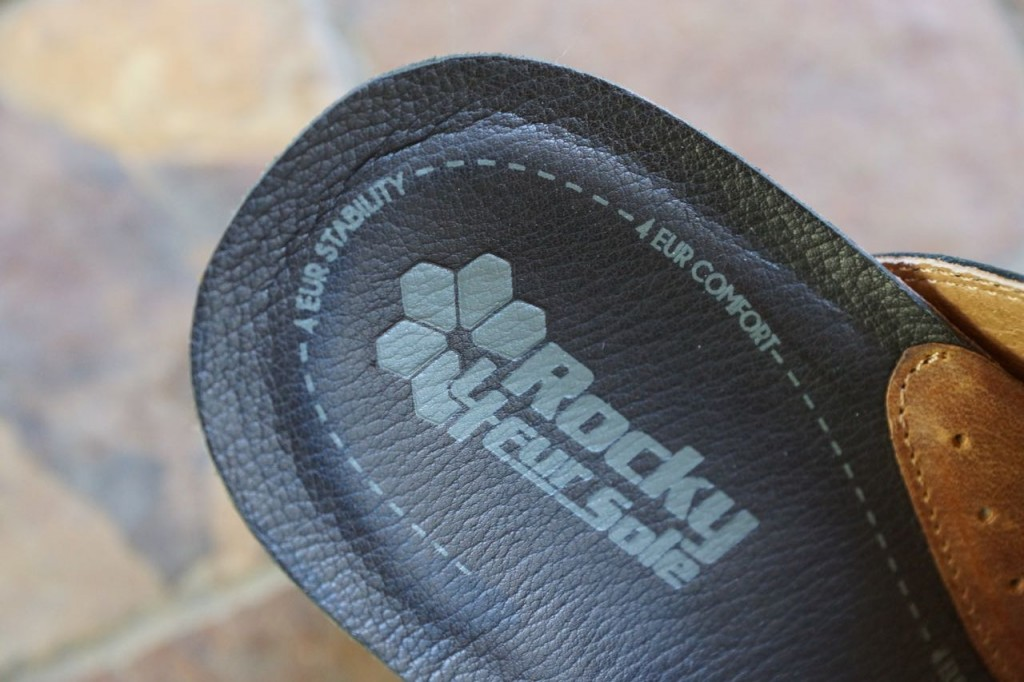 Sandals with Support