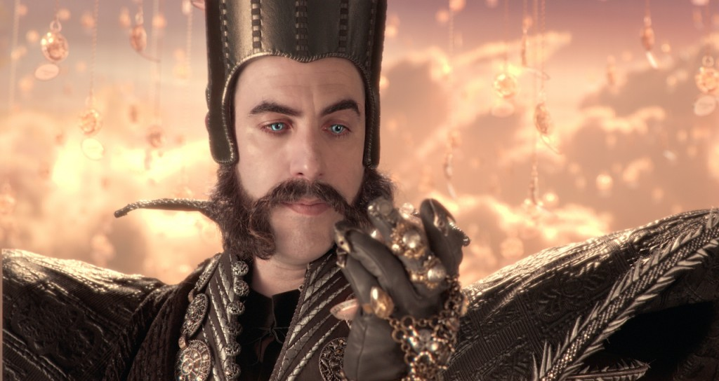 """The character """"Time"""" in Alice Through the Looking Glass"""