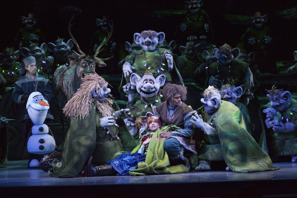 Trolls in Frozen Live at the Hyperion