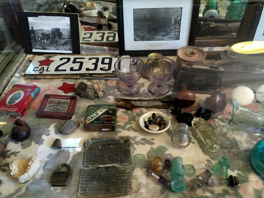 Antiques in Bodie