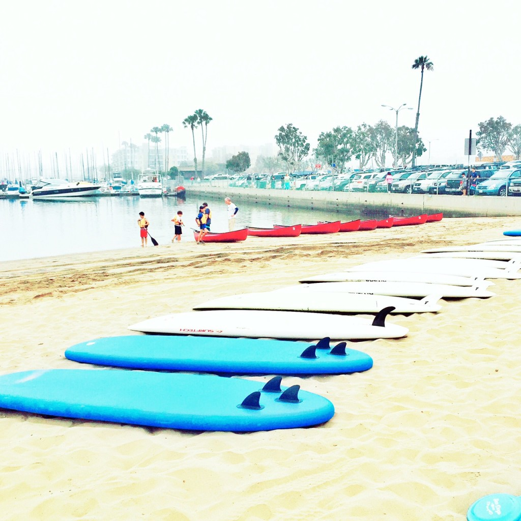 Best Place to Learn SUP in LA