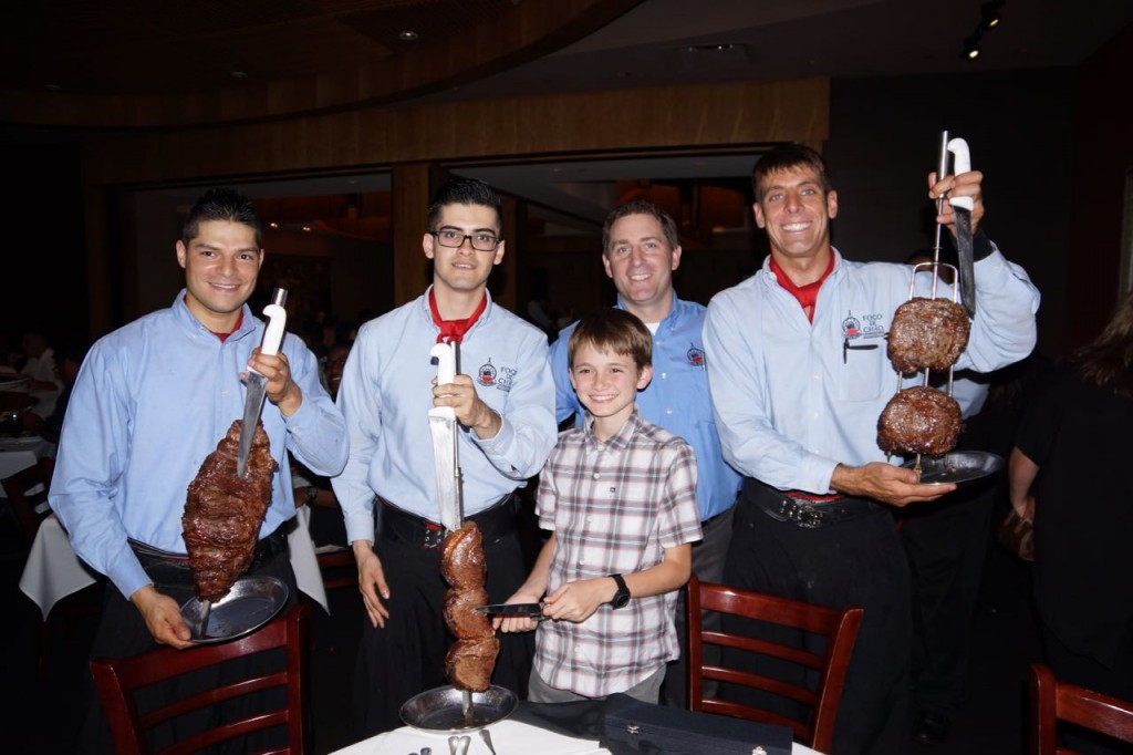 Brazilian Steakhouse near Marriott Marquis San Diego Marina