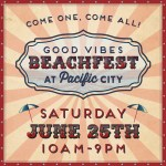 Pacific City's Good Vibes Beachfest