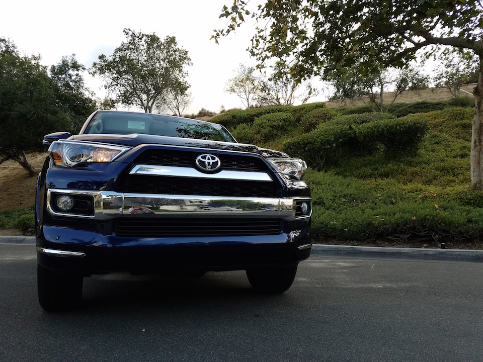 The Toyota 4Runner