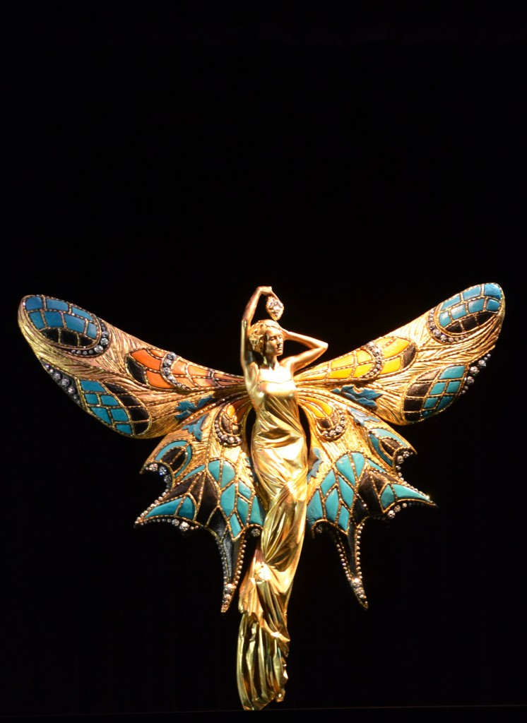 butterfly actress in Pageant of the Masters