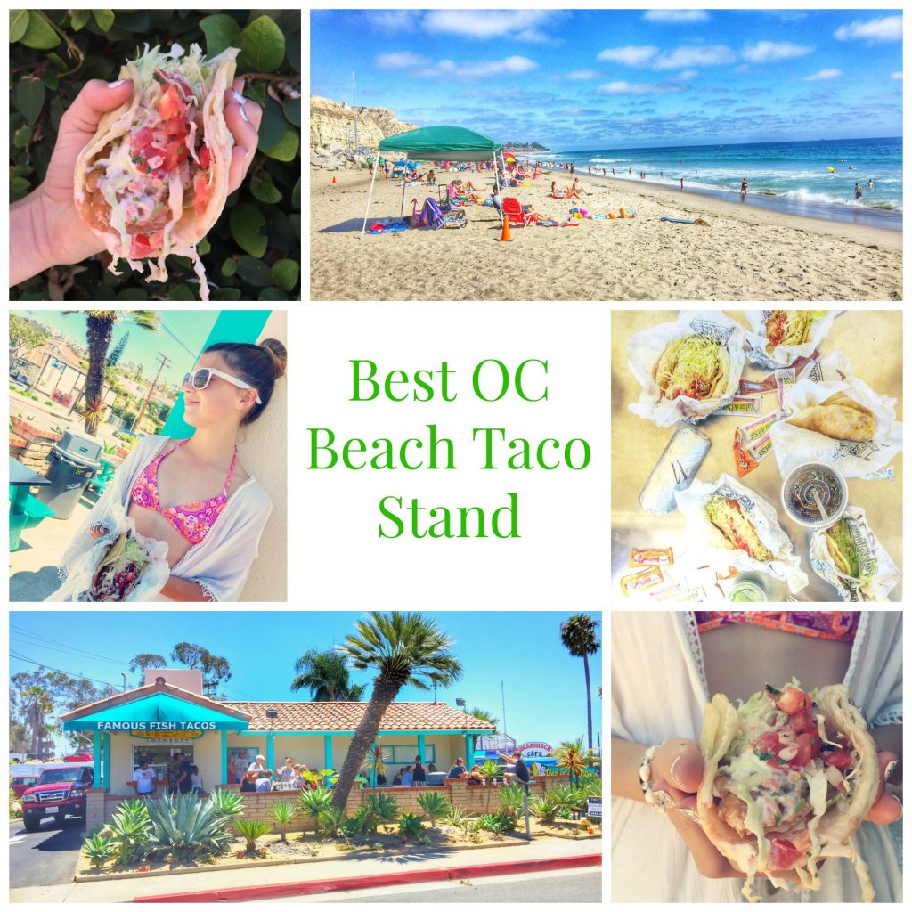 Best OC Beach Taco Stand