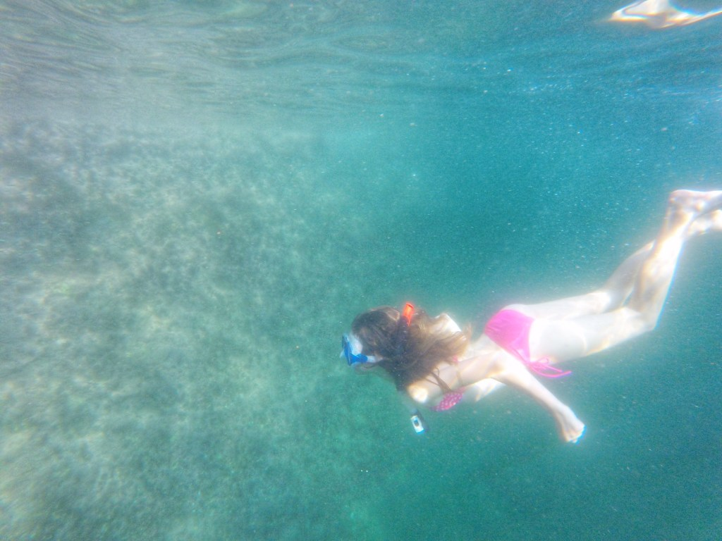 Exploring the waters in Puerto Vallarta