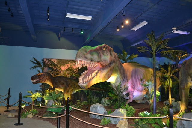 Extreme Dinos at DSC
