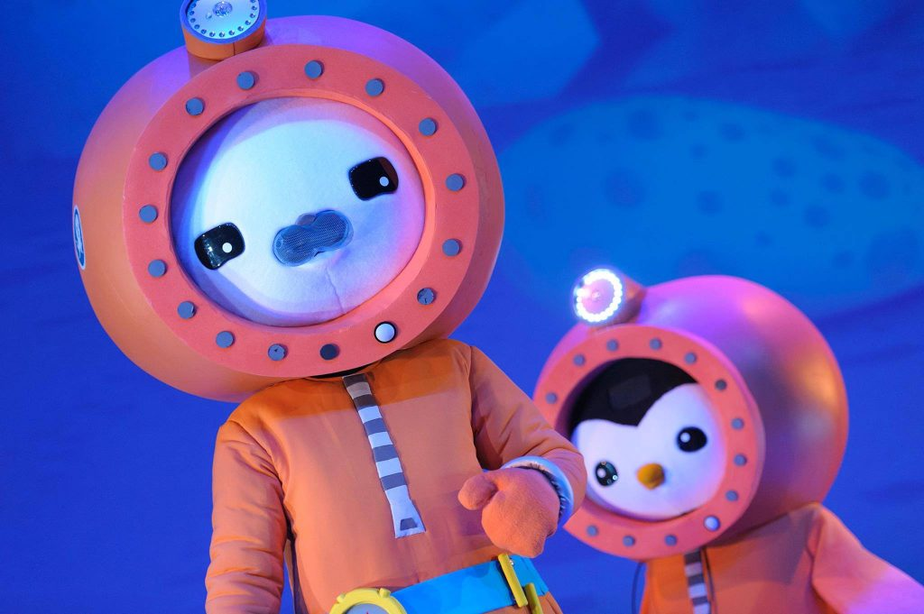 Octonauts Live in Southern California