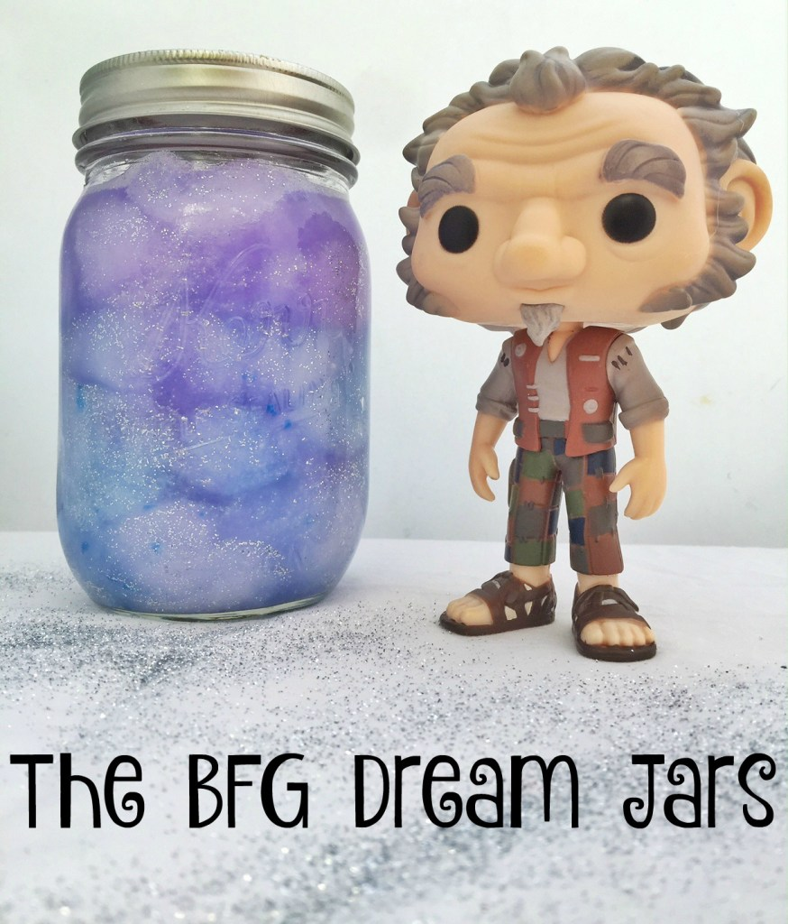 The BFG Dream Jars
