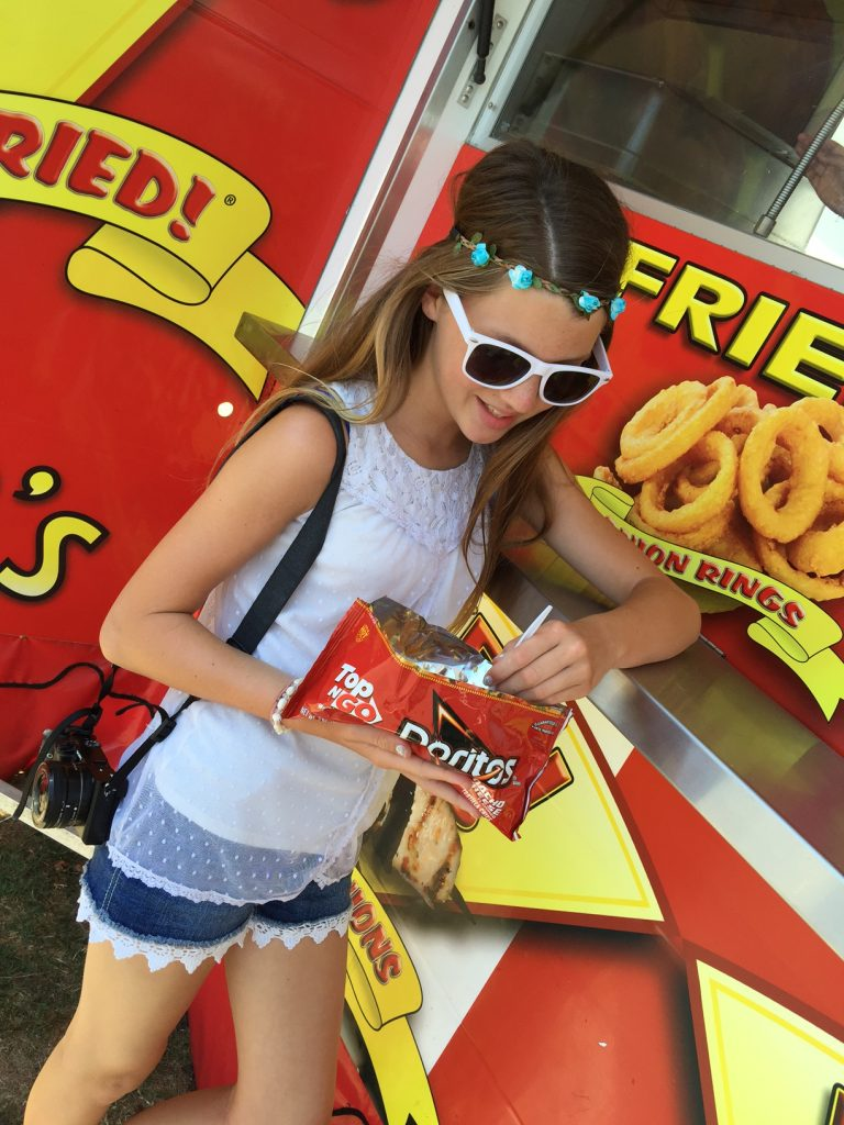 Totally Fried Food at OC Fair