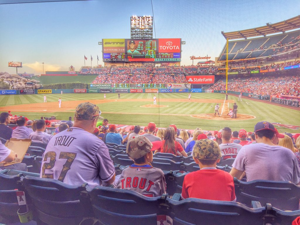 Watching an Angel's Game
