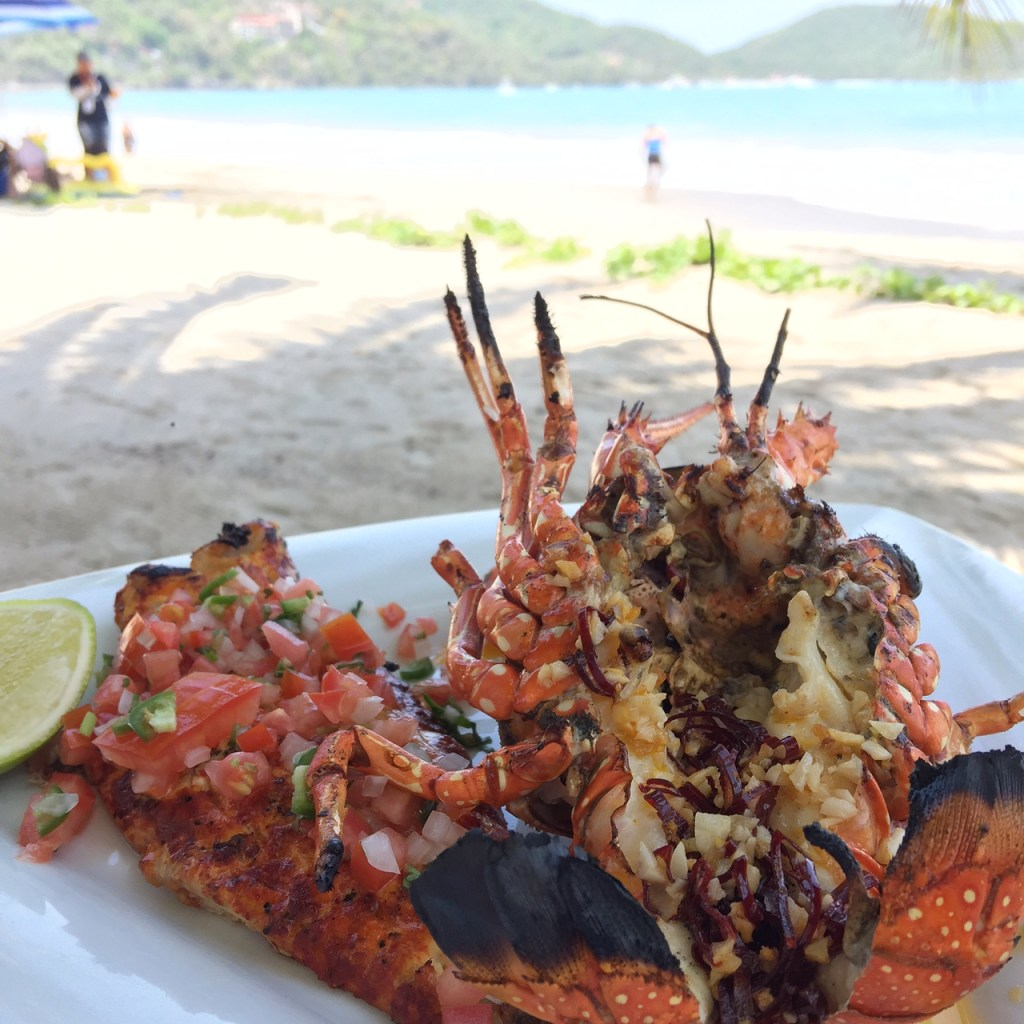 Chef lunch at Viceroy Zihuatanejo