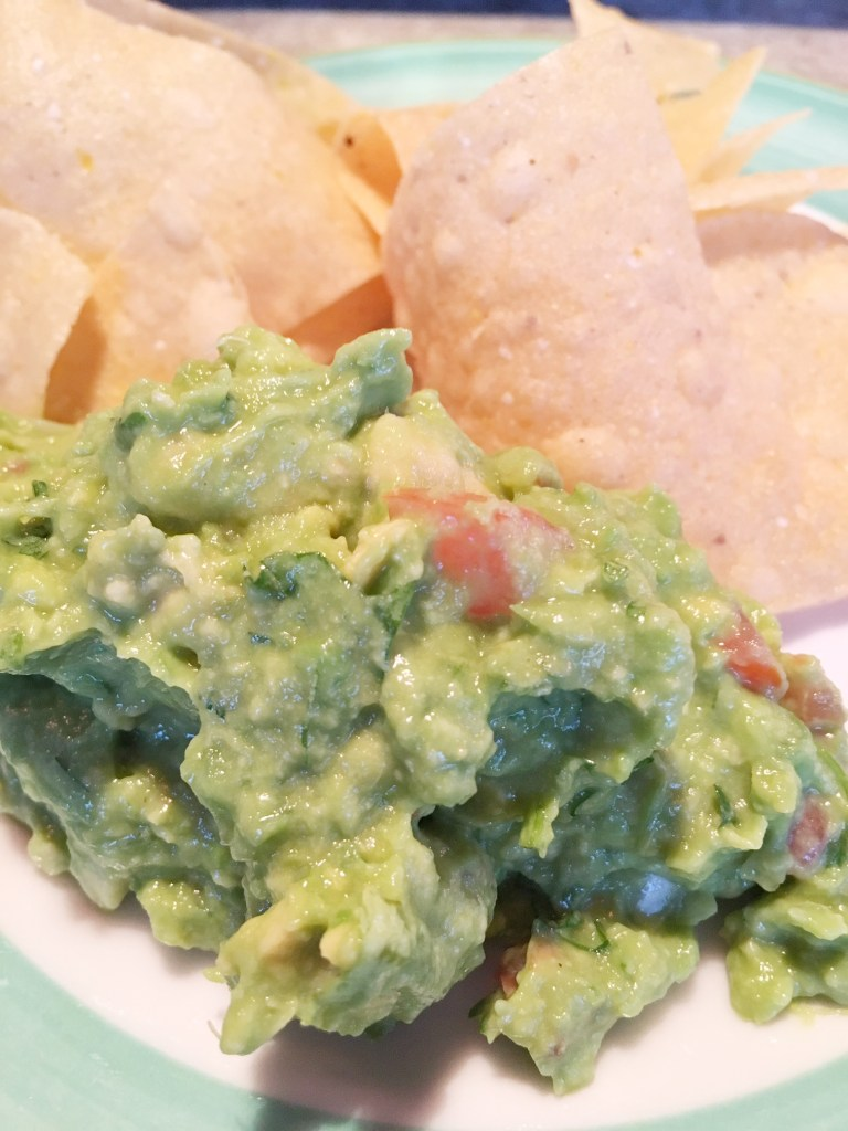 Guacamole at the Taste of Downtown Disney