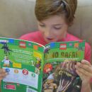 LEGO Nonfiction Books Makes Learning Fun