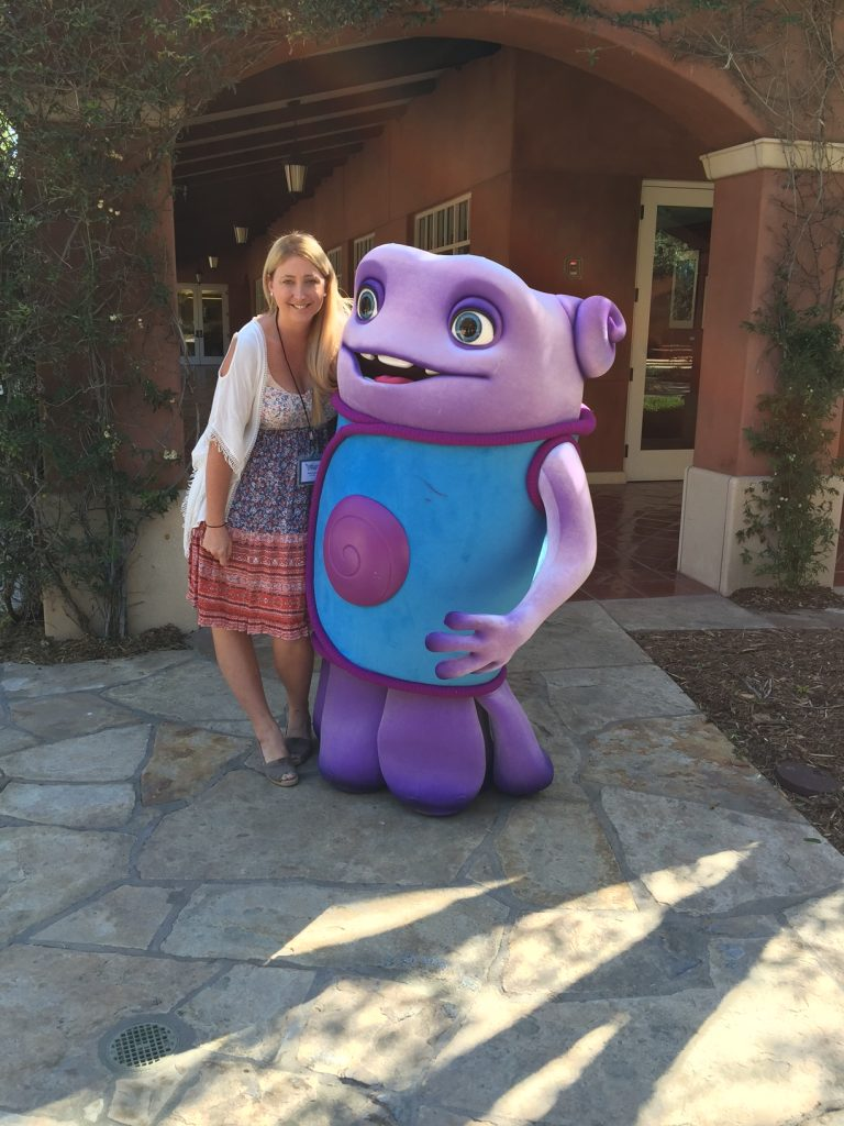 Learning about Home at DreamWorks Animation