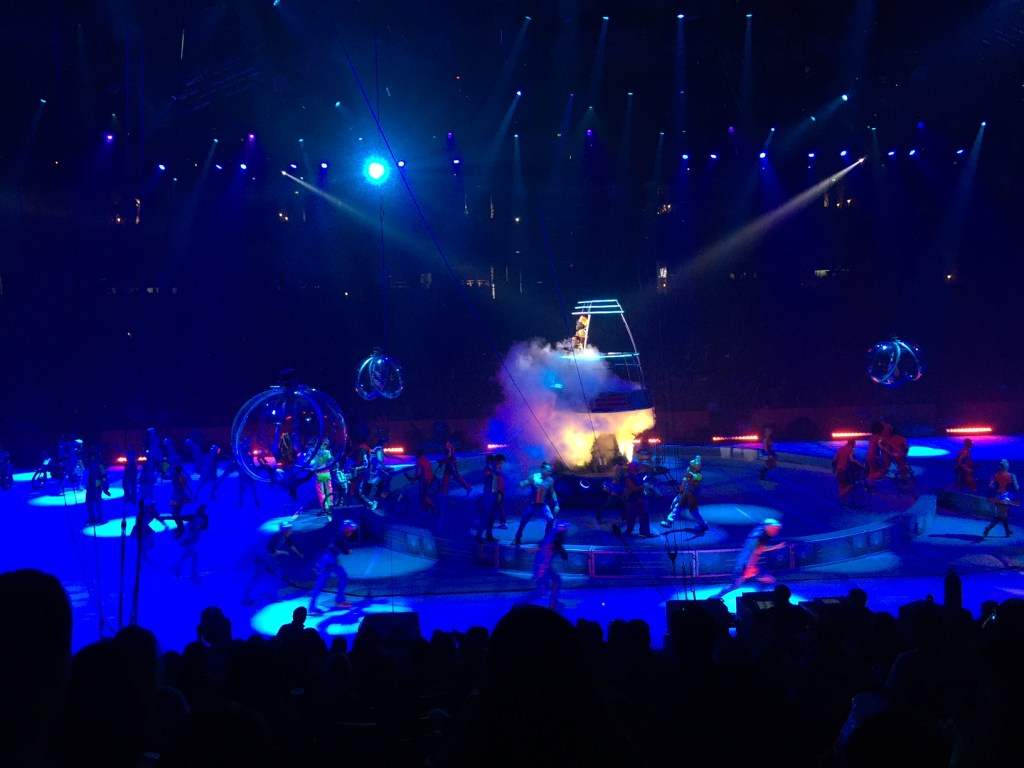 Ringling Brothers Circus at the Honda Center