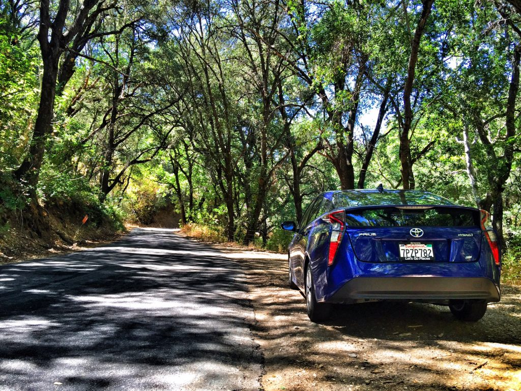 Road Trip with the 2016 Prius