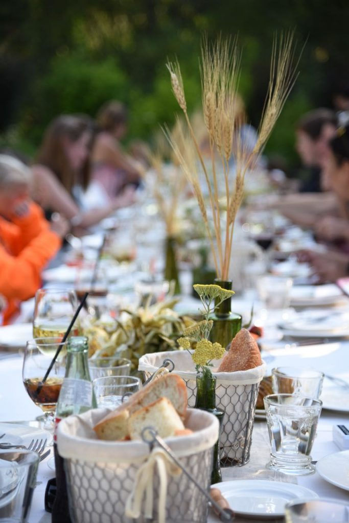 Squaw Valley Farm to Table Dinner