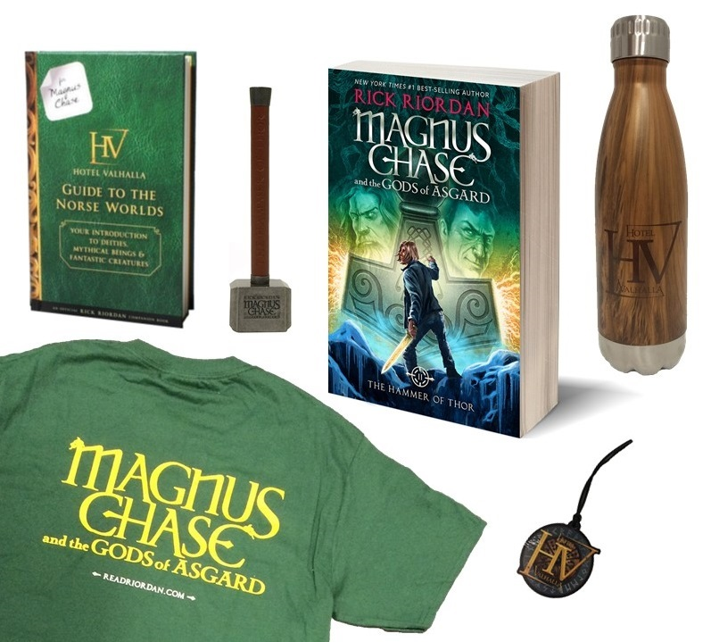 magnus-chase-prize-package