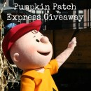 PEANUTS The Great Pumpkin Patch Express (Giveaway)