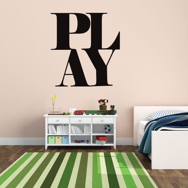 play-vinal-wall-decal