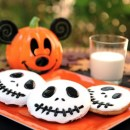Disney's Jack Skellington Sugar Cookie Recipe