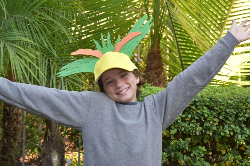king-julien-halloween-costume