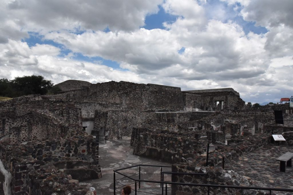 Teotihuacan Archeological Site
