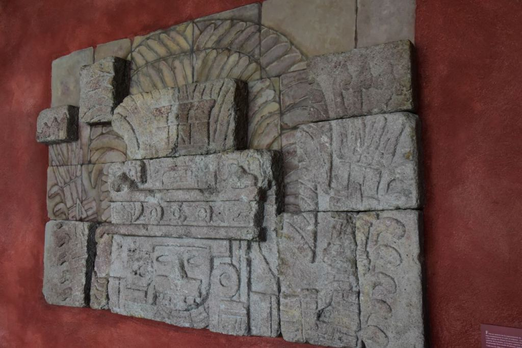 Artwork in Museo Teotihuacan