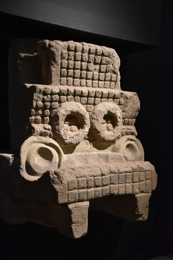 Beautiful Teotihuacan Sculpture