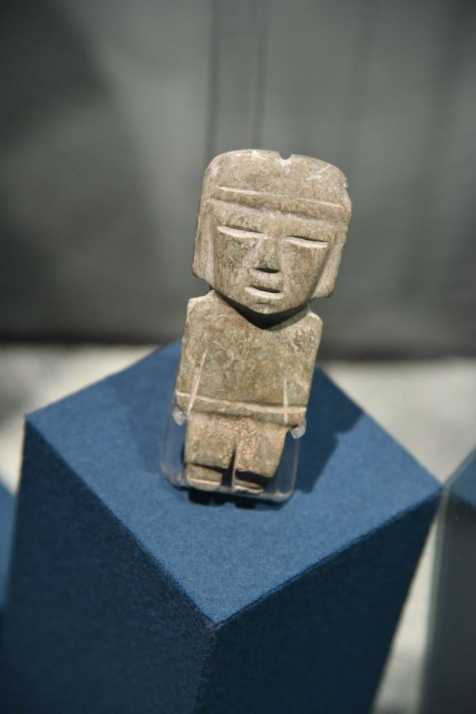 Ston Doll in Teotihuacan