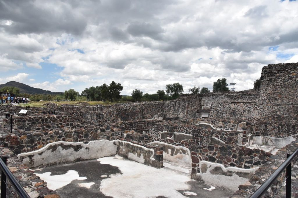 Treasured Ruins in Teotihuacan