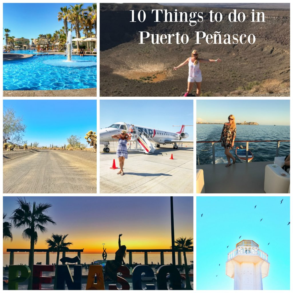 10 Things to do in Puerto Peñasco Mexico