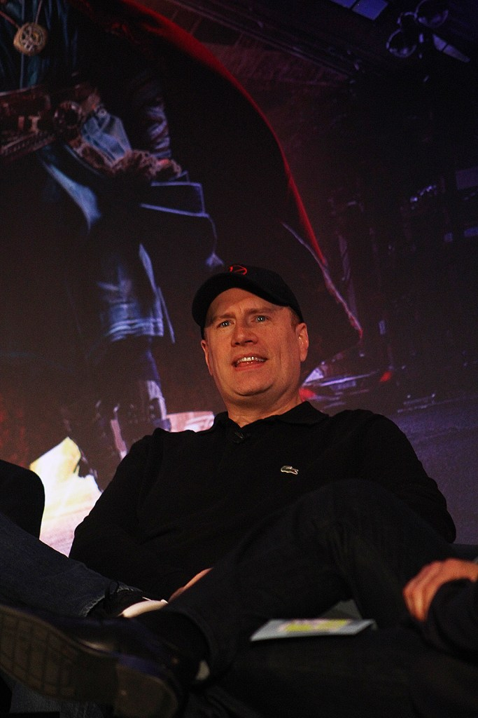 Kevin Feige from Doctor Strange