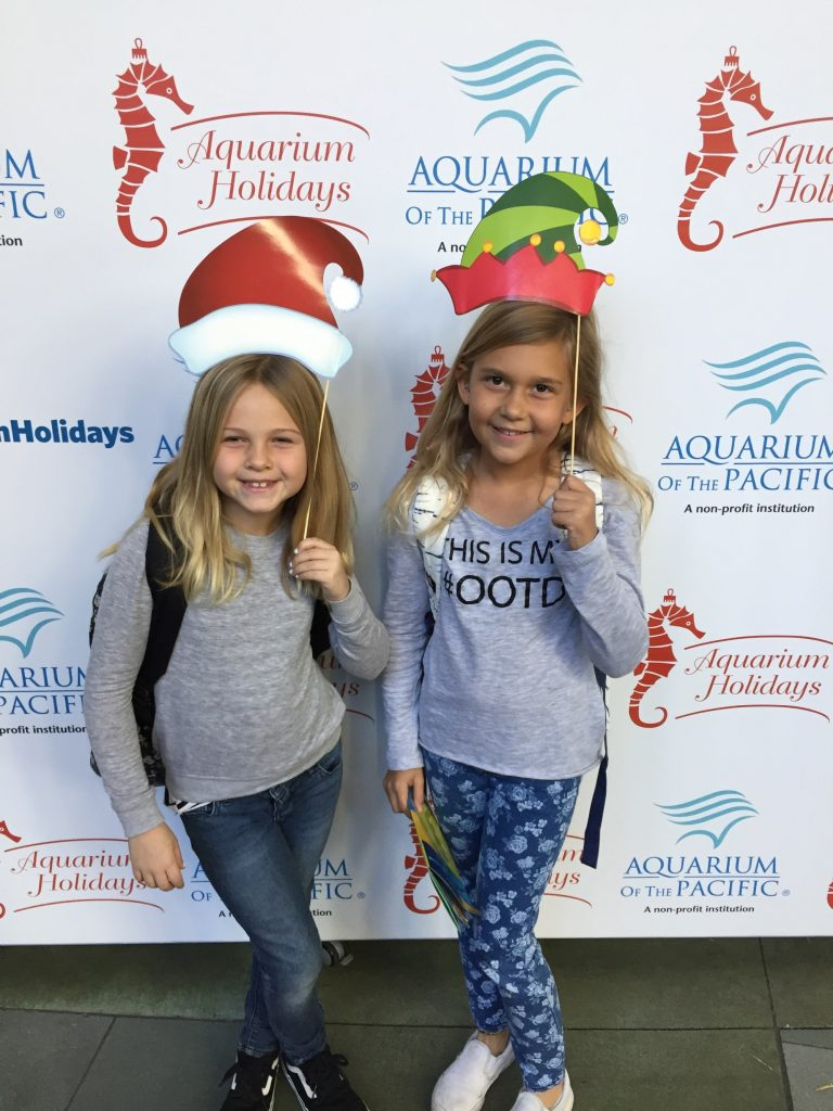 Aquarium Holidays at The Aquarium of the Pacific