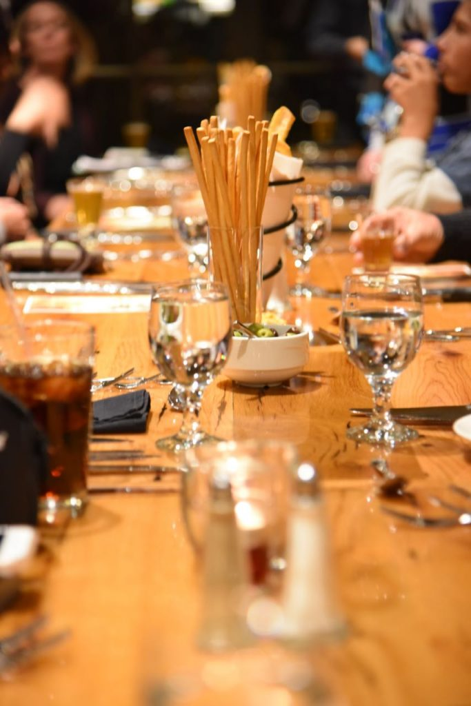 Beer Tasting Dinner at Tenaya Lodge