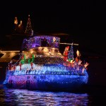 2016 Newport Beach Christmas Boat Parade
