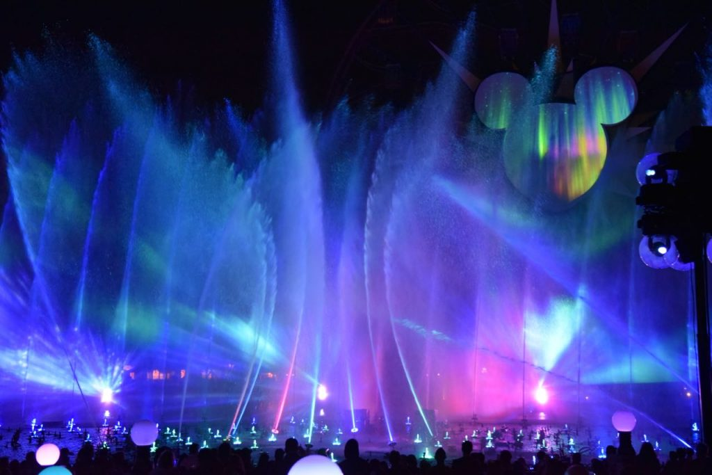 Disney World of Color – Season of Light