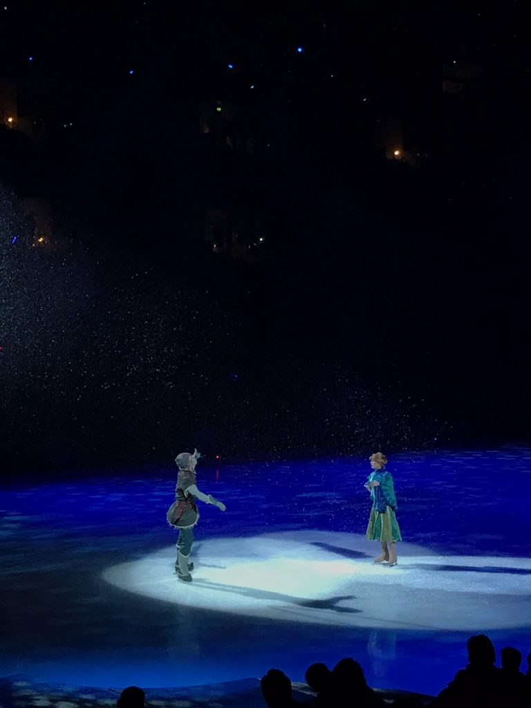 Frozen Disney on Ice Worlds of Enchantment
