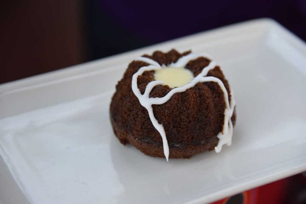 gingerbread-bundt-cake-with-orange-vanilla-sauce-at-disneys-festival-of-holidays