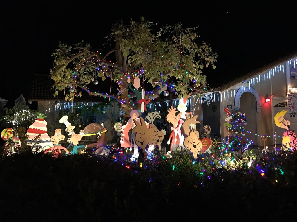 Orange County Whoville House