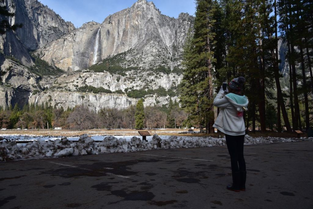 Photography in Yosemite