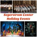 Segerstrom Center Holiday Events