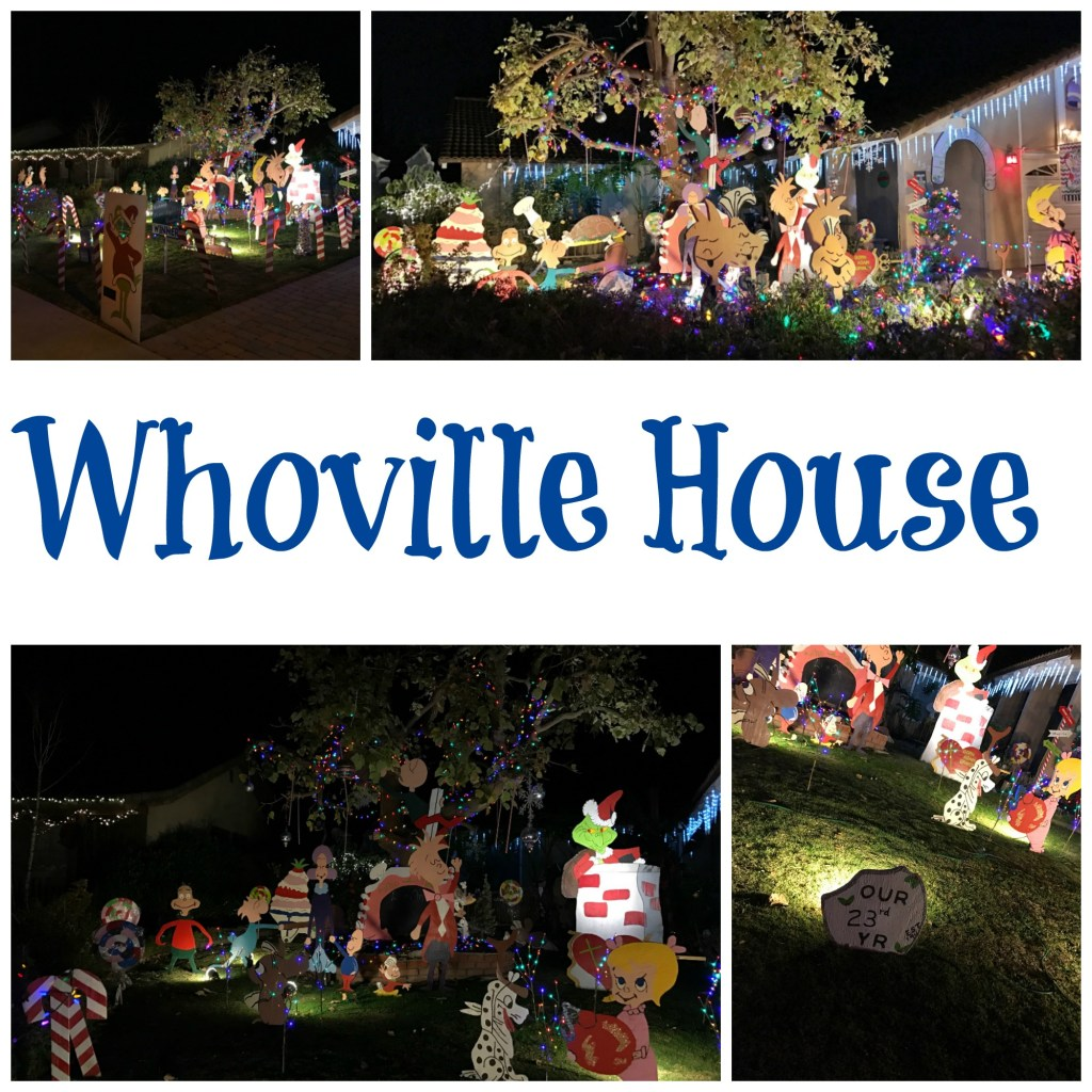 The Whoville House in Orange County