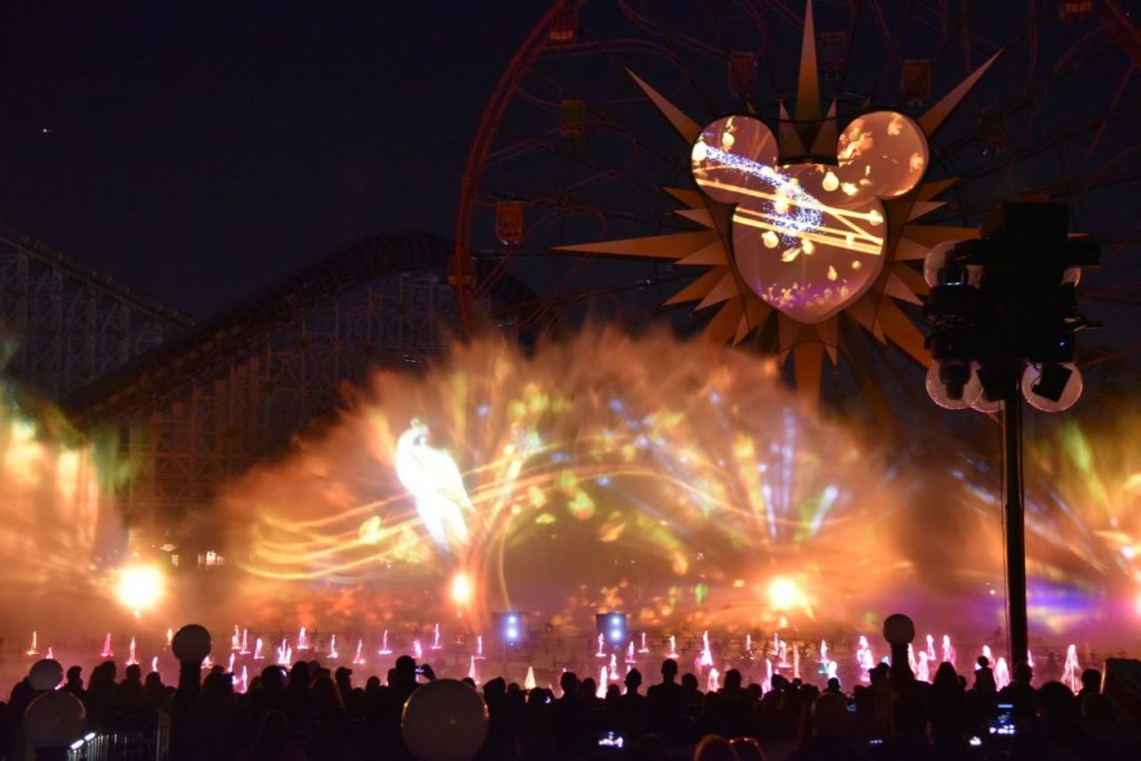 The Magic of World of Color – Season of Light