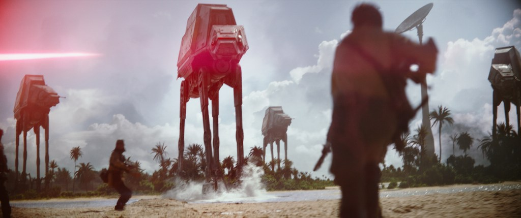 Thrilling Rogue One: A Star Wars Story